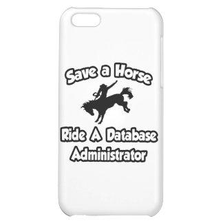Ahorre un caballo, monte a un administrador de bas