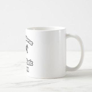 Ahorre un caballo, monte a un cirujano plástico taza de café