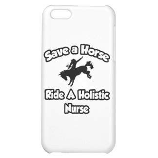 Ahorre un caballo, monte a una enfermera holística