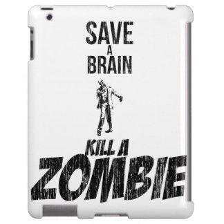 Ahorre una matanza del cerebro un zombi