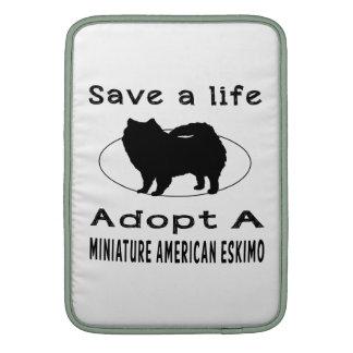 Ahorre una vida adoptan a un esquimal americano mi funda macbook air