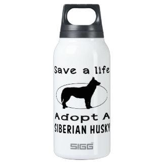 Ahorre una vida adoptan un husky siberiano