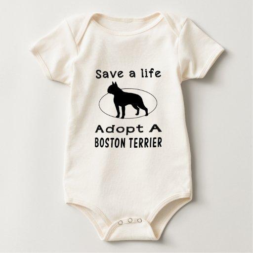 Ahorre una vida adoptan una Boston Terrier Mameluco