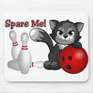 Ahórreme cojín de ratón del gatito alfombrilla de ratón