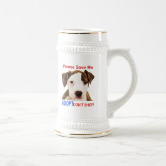 Ahórreme por favor que Adopt no hace compras Taza De Café