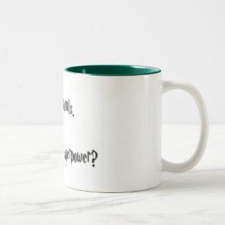 Ahorro animales taza de café