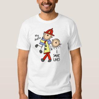 Ahorro la camiseta de las vidas remeras