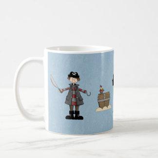 ¡Ahoy allí afable!      Fiesta del pirata Tazas De Café
