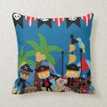 Ahoy almohada de los piratas MOJO
