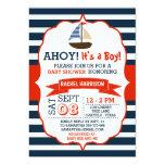 ¡Ahoy es un muchacho! La fiesta de bienvenida al Invitaciones Personalizada