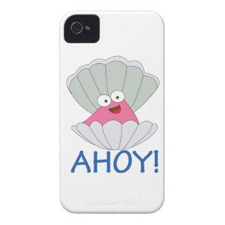 AHOY iPhone 4 CARCASA