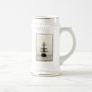 Ahoy!  Grog Mug/Stein Beer Stein