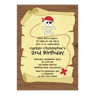 Ahoy invitaciones lindas de la fiesta de invitación 12,7 x 17,8 cm