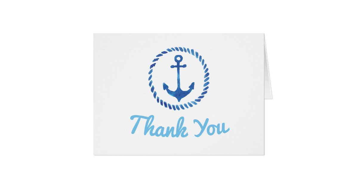 baby boy shower thank you cards