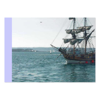Ahoy Large Business Card