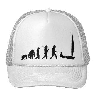 Ahoy Mate - Ahoy Matey Sailors Sailing Gift Trucker Hat