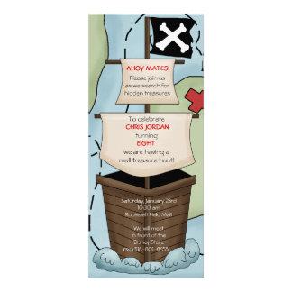 Ahoy Mates Invitation