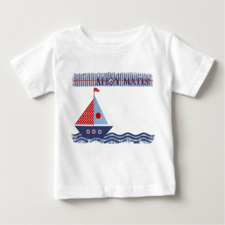 Ahoy Mates Juvenile Nautical T-Shirt