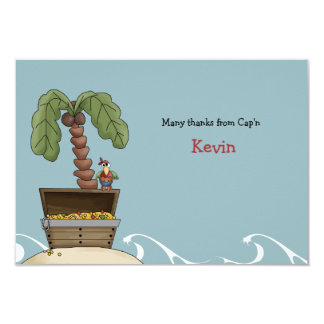 Ahoy Mates Personalized Thank You / Stationery Card