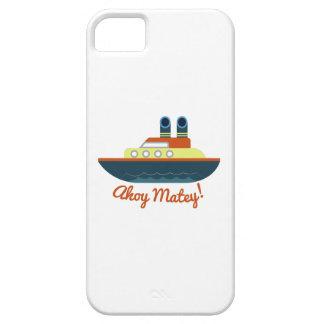 Ahoy Matey iPhone 5 Cases
