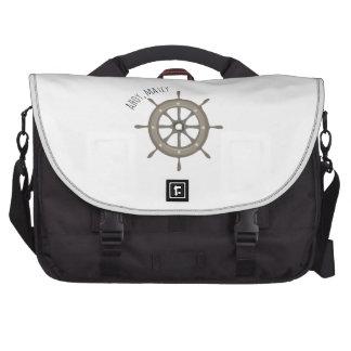 Ahoy Matey Laptop Computer Bag