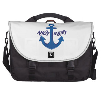 Ahoy Matey Computer Bag