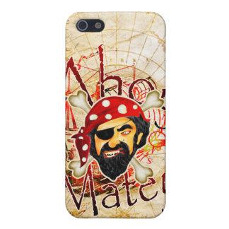 Ahoy Matey Pirate iPhone SE/5/5s Case