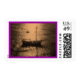 Ahoy Matey Stamps