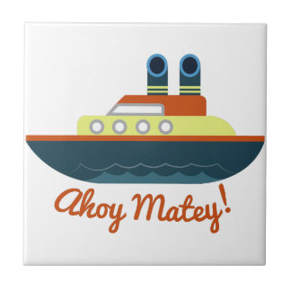 Ahoy Matey Tiles