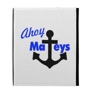 Ahoy Mateys con el ancla