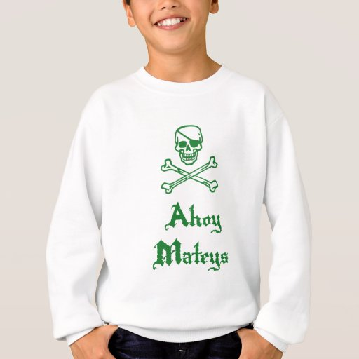 Ahoy Mateys Remeras