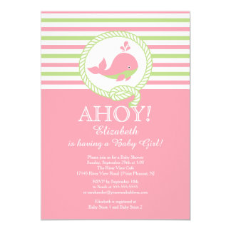 Ahoy Baby Shower Theme