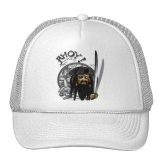 AHOY  ! pirate day Trucker Hat