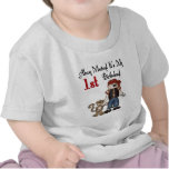 Ahoy Pirate First Birthday Tshirts and Gifts