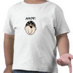Ahoy Pirate T-shirts