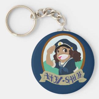 Ahoy Sailor! Keychain