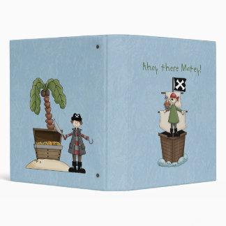 Ahoy there Matey Photo Album Binder