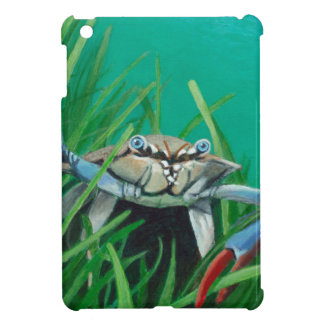 Ahoy There Meet The Under Water Sea Crab iPad Mini Covers