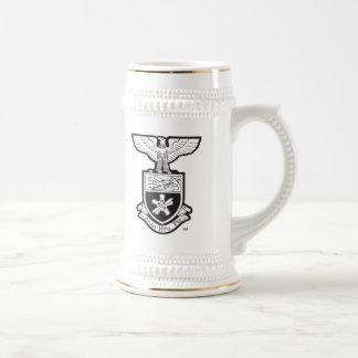 AHP Crest - B&W Beer Stein