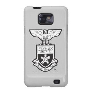 AHP Crest - B&W Samsung Galaxy SII Cases