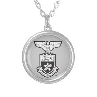 AHP Crest - B&W Custom Necklace