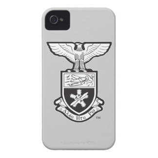 AHP Crest - B&W iPhone 4 Covers
