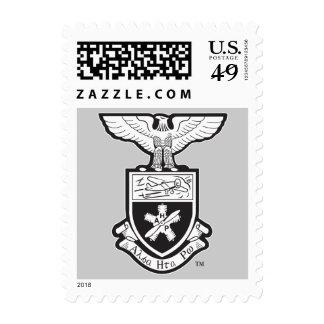 AHP Crest - B&W Stamp