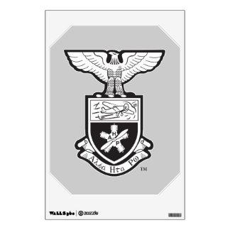 AHP Crest - B&W Wall Sticker