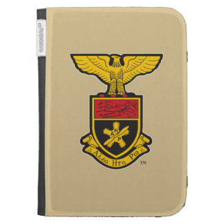 AHP Crest - Color Kindle Keyboard Cases