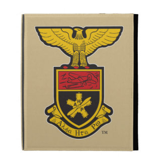 AHP Crest - Color iPad Cases