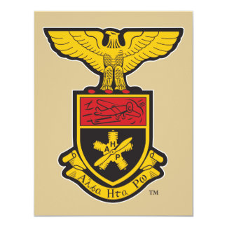 AHP Crest - Color Invites