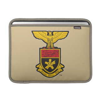 AHP Crest - Color Sleeve For MacBook Air