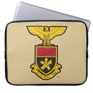 AHP Crest - Color Laptop Sleeve