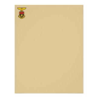 AHP Crest - Color Letterhead